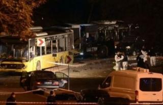 Vodafone Park'taki terör saldırısı ile ilgili...