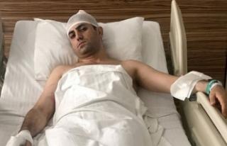 Yeni Akit yazarı Murat Alan'a saldırı