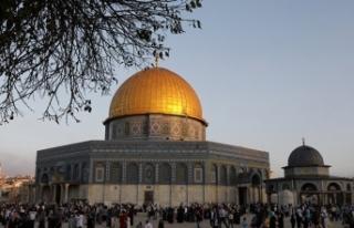 15 Temmuz gecesi Türkiye direnirken Kudüs'te...