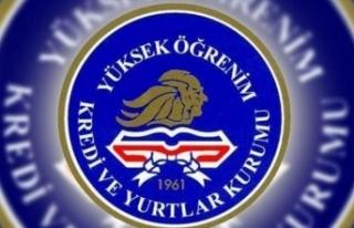 2019 KYK burs ve geri ödemeli burs başvuruları...