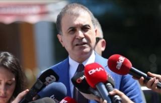 AK Parti Sözcüsü Çelik'ten Cumhurbaşkanlığı...