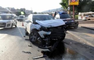Ankara'da feci kaza: Çok sayıda yaralı var