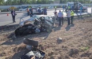 Başkentte zincirleme trafik kazası: 3 ölü