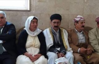Dışişleri Bakanı Çavuşoğlu'ndan Ezidilerin...