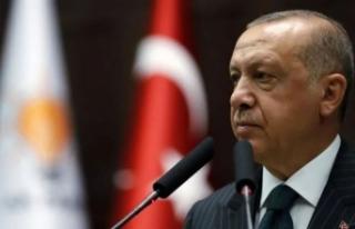 Erdoğan'dan sert sözler... 'Boş çuval...