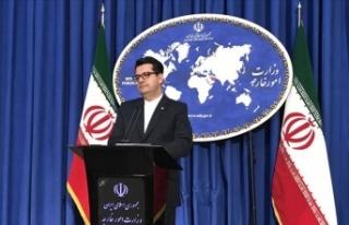 İran ABD ile müzakere yapıldığı iddialarını...