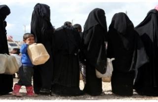 IŞİD'li kadın SDG'li asayiş üyesini...