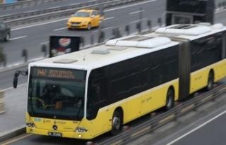 İstanbul'da toplu ulaşımın ücretsiz olacağı...