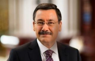 Melih Gökçek'ten CHP'li Belediyeye zam...
