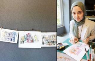 'Mimarlık sanat yönümü besledi'