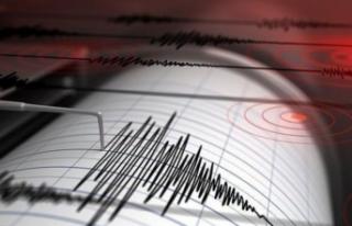 Muğla'da gece yarısı korkutan deprem!