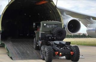 S-400 teslimatında 2'inci gün! Uçaklar bir...