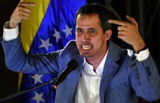 Yunanistan Venezuela'da Guaido'yu devlet...