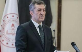 Bakan Selçuk'tan 81 ilin milli eğitim müdürüne...