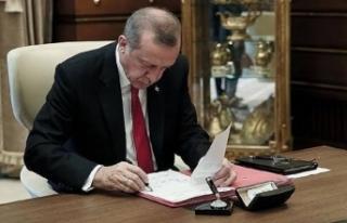 Erdoğan imzaladı! Gece yarısı flaş atama kararları!