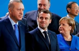 Macron'dan yeni Doğu Akdeniz açıklaması!...