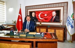 Malatya Büyükşehir Belediye Başkanı Gürkan'dan,...