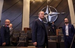 Milli Savunma Bakanı Akar, NATO Savunma Bakanları...