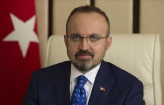 Turan, İYİ Parti'li Ok'un istifasını değerlendirdi