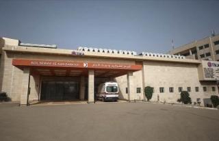 Türkiye'nin Gazze'de yaptırdığı hastane...