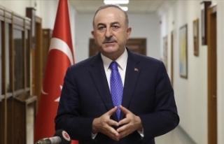 Çavuşoğlu'ndan 9 Mayıs Avrupa Günü mesajı