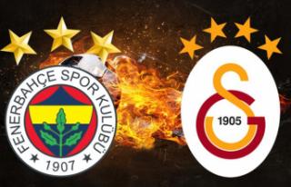 Fenerbahçe ile Galatasaray'ın 'Kudus'...