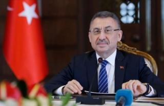 Cumhurbaşkanı Yardımcısı Oktay'dan 'İstanbul'...