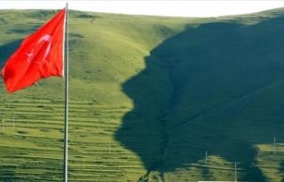 'Atatürk silüeti' bu yıl da görülmeye...