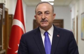 Bakan Çavuşoğlu: İsrail'in ilhak planı Ortadoğu'da...
