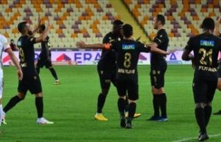 BtcTurk Yeni Malatyaspor, evinde Göztepe'yi...