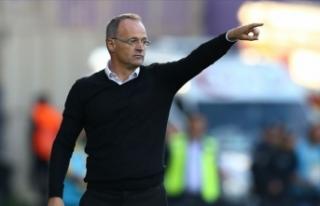 Bursaspor teknik direktör İrfan Buz ile prensipte...