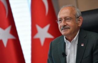 CHP Genel Başkanı Kılıçdaroğlu, çevre örgütü...