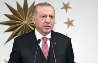 Cumhurbaşkanı Erdoğan'dan Ergene Havzası...