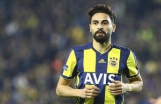 Fenerbahçeli Mehmet Ekici'nin adalesinde kısmi...