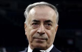 Galatasaray Kulübü Başkanı Cengiz: Mücadeleyi...