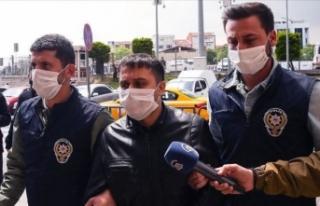 Hrant Dink Vakfına yönelik ikinci tehdidin şüphelisine...