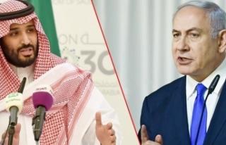 İsrail ile Suudi Arabistan arasında gizli Türkiye...