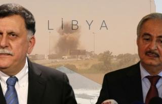 Libya Başbakanı Serrac'dan çağrı: Teslim...