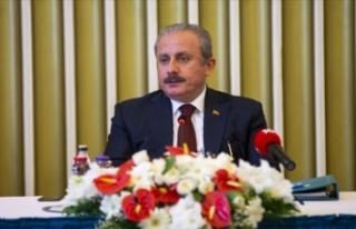 TBMM Başkanı Şentop: Türkiye, yeni dünyada da...