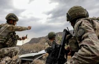 TSK böyle destan yazıyor! İşte PKK elebaşlarını...