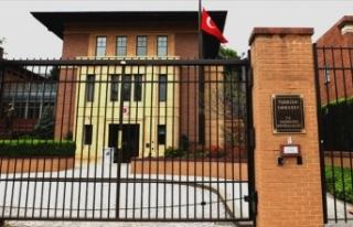 Türkiye'den ABD'de Atatürk heykeline yapılan...