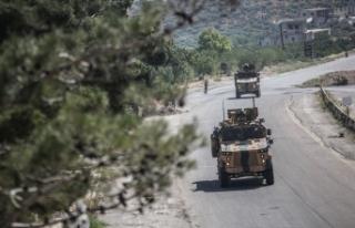 19'uncu Türk-Rus Birleşik Kara Devriyesi icra...