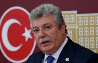AK Parti'li Akbaşoğlu'nun koronavirüs...