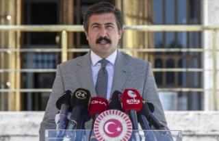 AK Parti'li Özkan: Barolara ilişkin kanun teklifinin...