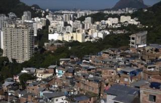 Brezilya Kovid-19 salgını nedeniyle kapattığı...
