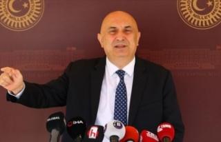 CHP'li Özkoç: Sosyal medyaya ilişkin kanun...