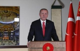 Cumhurbaşkanı Erdoğan: 24 Temmuz Cuma günü cuma...