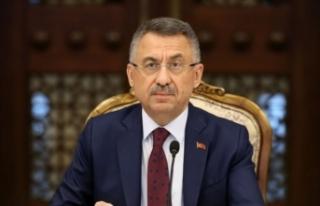 Cumhurbaşkanı Yardımcısı Oktay: Ayasofya özgürlüğüne...