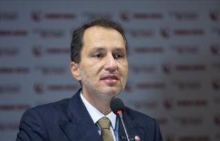 Erbakan: Ayasofya'mızın ibadete açılması...