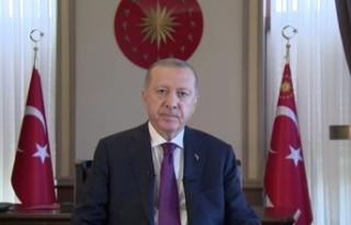 Erdoğan'dan bayram mesajında çok kritik uyarı...